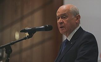 MHP Genel Başkanı Bahçeli: Not indiriminin Türkiye ekonomisinin şu anki seviyesiyle uyuşmadığı açık