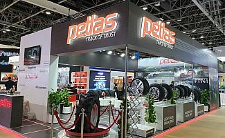 Petlas, Automechanika Dubai Fuarı'nda ürünlerini sergiledi