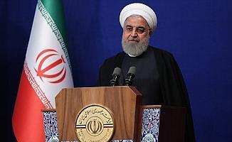 Ruhani'den ABD'ye müzakere şartı