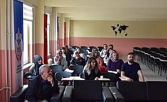 Seydişehir'de ebeveyn eğitimi verildi