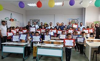 Sorgun'da 16 bin 184 öğrenci karne aldı