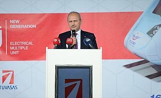 Ulaştırma ve Altyapı Bakanı Turhan: Milli sanayiye önem veren güçlü bir iktidarımız var