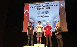 2019 Türkiye Kulüpler Satranç Şampiyonası ödül töreni yapıldı