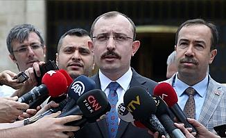 AK Parti Grup Başkanvekili Muş: Merkez Bankası Başkanının görev değişimi hukukidir