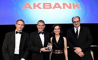 """Akbank """"Dünyanın En İyi Dijital Bankası"""" seçildi"""