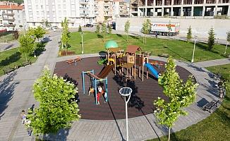 Altındağ'ın Parkları Yenileniyor!