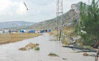 Ankara'da sağanak