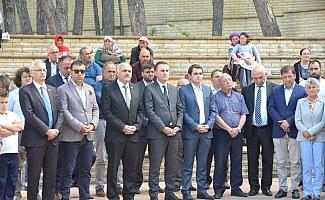 Atatürk'ün Kızılcahamam'a gelişinin 85. yıl dönümü kutlandı