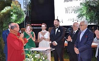 Aziz Yıldırım Konya'da nikah şahidi oldu