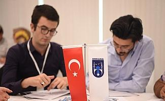 Başkentte stratejik plan çalıştayı yapıldı