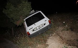 Beypazarı'da trafik kazası: 2 yaralı
