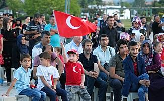 Beyşehir'de 15 Temmuz Demokrasi ve Milli Birlik Günü