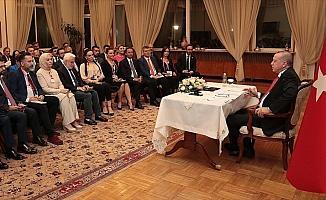 Cumhurbaşkanı Erdoğan: BM'nin terör örgütü YPG/PKK ile anlaşma imzalaması asla kabul edilemez