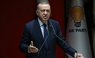 Cumhurbaşkanı Erdoğan: Milletimizin karşısına bambaşka bir AK Parti olarak çıkacağız