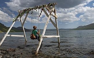 Doğu'nun saklı güzelliği: 'Balık Gölü'