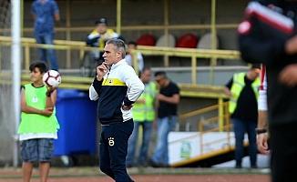 Fenerbahçe Teknik Direktörü Yanal: Ligin ihtiyacı olan kadroyu oluşturmaya gayret edeceğiz