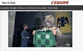 Fransız medya kuruluşunda Konyaspor'a övgü