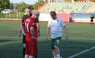 Gölbaşı'nda mahalleler arası futbol turnuvası