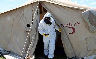 GÜNCELLEME - Sivas'ta tarım ilacından zehirlenme şüphesi