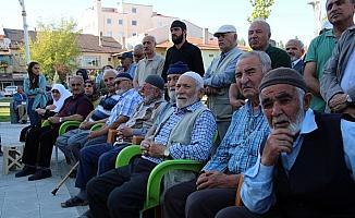 Hacı adayları için uğurlama töreni düzenlendi