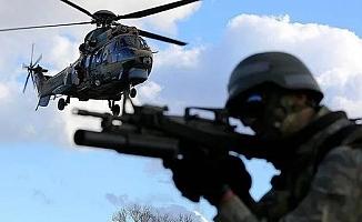 Hakkari'de 8 terörist etkisiz hale getirildi