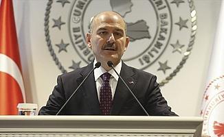 İçişleri Bakanı Soylu: Geçici koruma statüsündekilerin sınır dışı edilmesi söz konusu değil