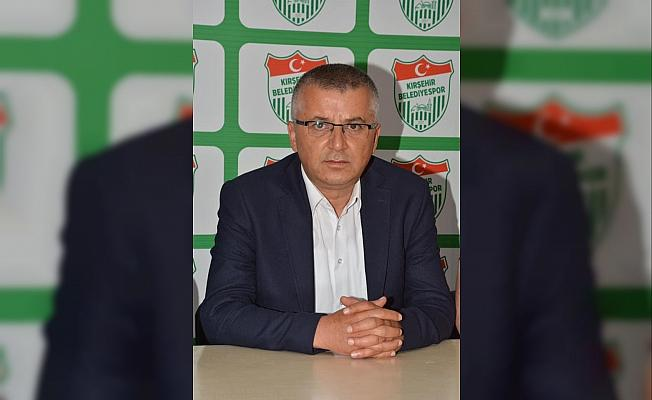 Kırşehir Belediyespor'da olağanüstü genel kurul yapıldı
