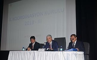 Kırşehir'de kamu projelerine 372 milyon lira ayrıldı