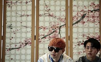 Koreli müzik grubu Wihi, Ankara'da hayranlarıyla buluştu
