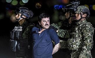 Meksikalı uyuşturucu karteli 'El Chapo'ya müebbet