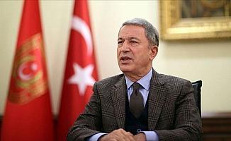 Milli Savunma Bakanı Akar'dan 'F-35' açıklaması