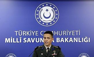 Milli Savunma Bakanlığında bilgilendirme toplantısı