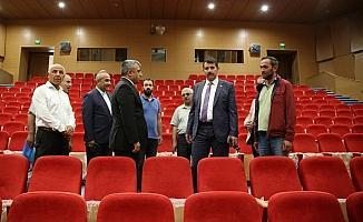 Muhsin Yazıcıoğlu'nun ismi kültür merkezinde yaşatılacak