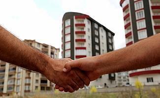 Orta Anadolu'daki 5 ilde 9 bin 194 konut satıldı