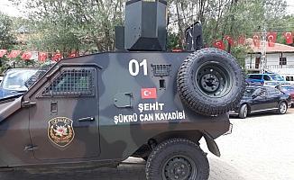 Şehit polis memuru için mevlit okutuldu