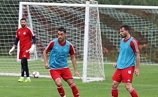 Sivasspor'un Hollanda kampı sona erdi