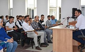 Sorgun Belediye Başkanı Ekinci, gençlerle buluştu