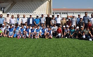 Sorgun'da futbol turnuvası