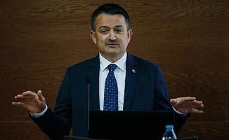 Tarım ve Orman Bakanı Pakdemirli: Türkiye'nin daha hızlı koşması gerekiyor