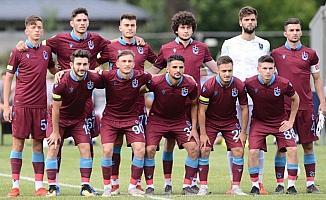 Trabzonspor yarın Hoffenheim ile karşılaşacak