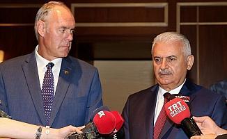 'Türk-Amerikan ilişkileri sadece savunma konularıyla sınırlı değil'