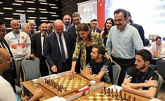 Türkiye Kulüpler Satranç Şampiyonası Finalleri Konya'da başladı
