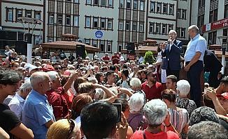 CHP Genel Başkanı Kılıçdaroğlu: Yeni bir siyaset anlayışını Türkiye'ye getirmek istiyoruz