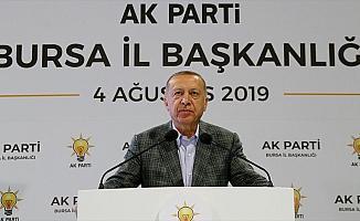 Cumhurbaşkanı Erdoğan: MHP ile güç birliğine devam edeceğiz