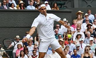 Federer Cincinnati Masters'ta elendi