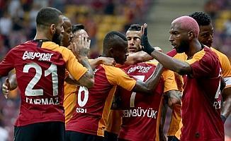 Galatasaray Panathinaikos'u mağlup etti