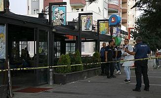 Kayseri'de silahlı kavga: 1 yaralı