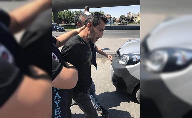 Kayseri'deki kadın cinayeti