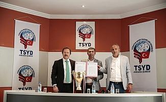 TSYD Ankara Kupası'na doğru