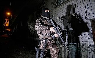 81 ilde dev operasyon: 2 bin 806 şüpheli yakalandı
